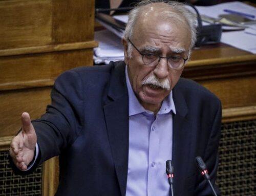 """Παρουσία του Δ. Βίτσα η συνέλευση του """"ΣΥΡΙΖΑ – Προοδευτική Συμμαχία"""" Μεσολογγίου"""
