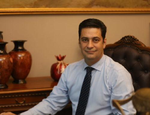 """Γ. Παπαναστασίου για αρδευτικό Μακρυνείας: """"Επιτέλους, μπήκε το νερό στο αυλάκι"""" – Τηλεφωνική επικοινωνία με τον Σπ. Λιβανό"""