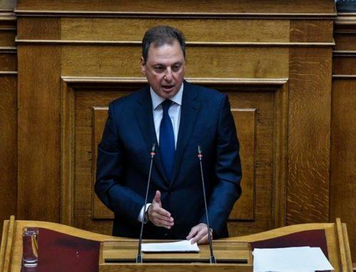 """Σπήλιος Λιβανός: """"Ο ΣΥΡΙΖΑ είναι πολιτικά αφελής, υποκριτής και ανεύθυνος"""" (VIDEO)"""