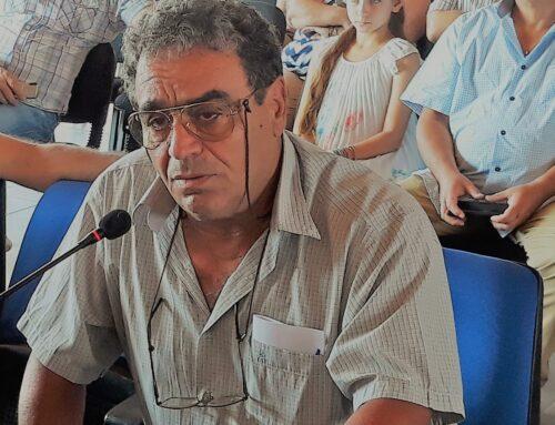 """Τάκης Κοτσόργιος: """"Την απόλυτη ευθύνη για τον """"διασυρμό"""" της πόλης έχει ο δήμαρχος Μεσολογγίου…"""""""