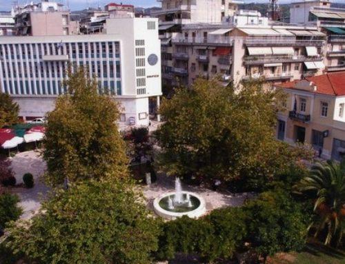 """Στην Πρόεδρο της Δημοκρατίας ο δήμαρχος Αγρινίου για να την προσκαλέσει στις εκδηλώσεις για την """"Απελευθέρωση του Βραχωρίου"""""""