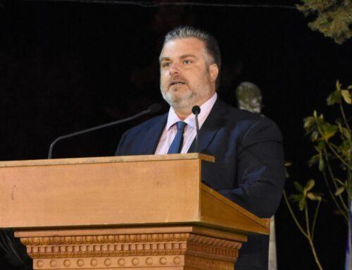 """Ο πρώην δήμαρχος Μεσολογγίου για το αντιπλημμυρικό στον Αγ. Δημήτριο: """"Ακόμη ένα δικό μας έργο  παίρνει το δρόμο της υλοποίησης"""""""