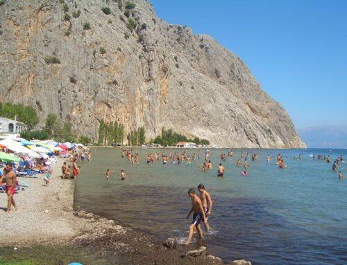 """Στο «Visit Greece App» του ΕΟΤ οι 545 παραλίες με """"Γαλάζια Σημαία"""""""