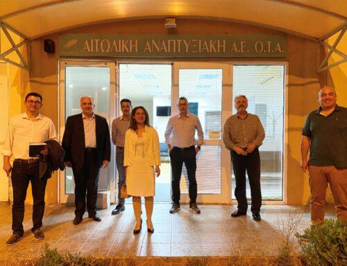 Κοινή δράση των δημάρχων Μεσολογγίου, Ναυπακτίας, Ξηρομέρου, Θέρμου και Δωρίδας για προώθηση του τουρισμού στις περιοχές τους