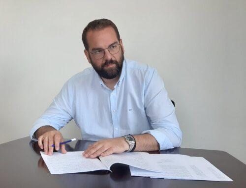 """Νεκτάριος Φαρμάκης: """"Δεν συγχωρούνται λάθη γιατί τα λάθη μπορεί να μας στοιχίσουν"""" – Τι δήλωσε ο Περιφερειάρχης μετά την σύσκεψη με τον Μιχ. Χρυσοχοΐδη"""