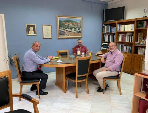 Με την ενεργή συμμετοχή του Ακαδημαϊκού Σπύρου Μαργέτη ο δήμος Θέρμου προγραμματίζει τιμητικές εκδηλώσεις για τον αείμνηστο πυρηνικό Λάμπρο Λόη