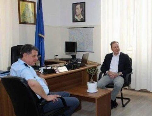 """Σπήλιος Λιβανός: """"Εγκρίθηκε η χρηματοδότηση της μετεγκατάστασης της Αστυνομικής Διεύθυνσης Αιτωλίας"""""""