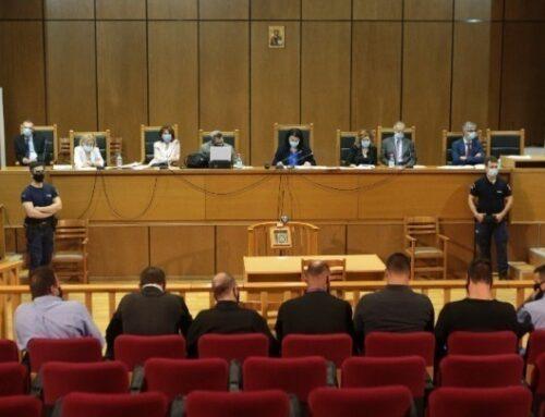 Στη φυλακή η ηγετική ομάδα της Χρυσής Αυγής – Την ποινή του θα εκτίσει και ο πρ. βουλευτής Αιτωλοακαρνανίας Κ. Μπαρμπαρούσης