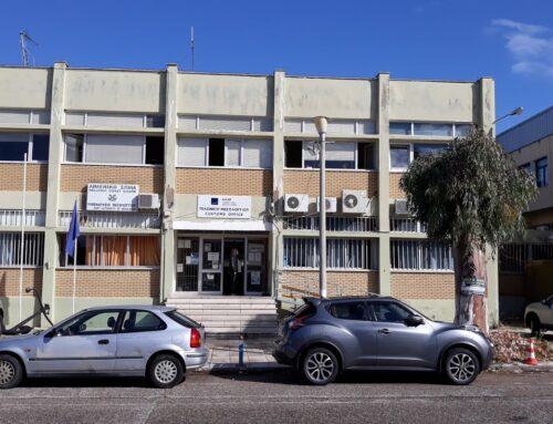 """Ν. Καραπάνος: """"Στο """"πέτρινο"""" πρώην δημαρχείο να μεταστεγαστεί το Λιμεναρχείο Μεσολογγίου"""""""
