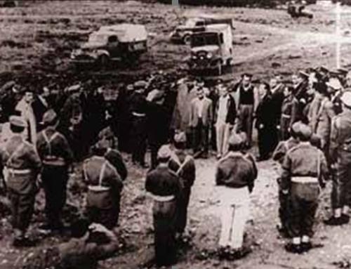 Εκδηλώσεις μνήμης και τιμής για τους εκτελεσμένους αγωνιστές, στο πεδίο βολής της Αγριλιάς Μεσολογγίου το Σάββατο 24/10