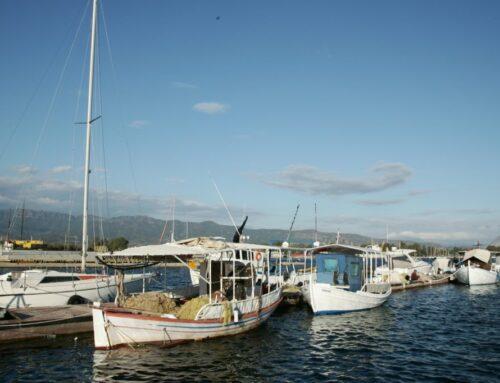 """Επανέρχεται για το αλιευτικό καταφύγιο Μεσολογγίου ο Τάκης Κοτσόργιος: """"Από το 2016 η χρήση του ανήκει στο Λιμενικό Ταμείο"""""""