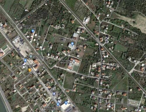 """3.1 εκ.€ από το πρόγραμμα """"Α. ΤΡΊΤΣΗΣ"""" για δίκτυα ομβρίων υδάτων στην περιοχή επέκτασης σχεδίου πόλης Μεσολογγίου"""