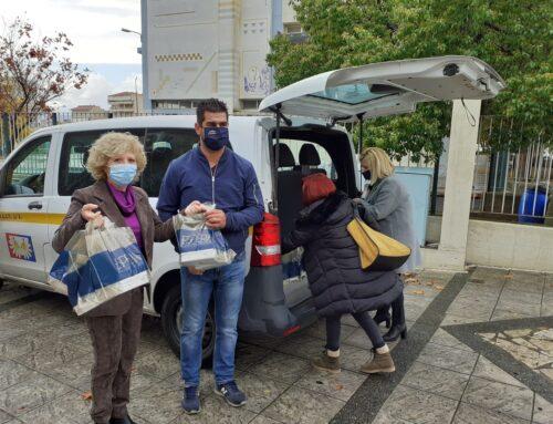 """Μια ακόμη δράση από την """"Ακτίνα Εθελοντισμού"""" του δήμου Αγρινίου"""