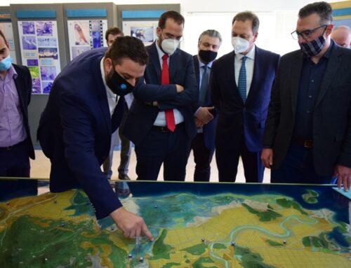 Η επίσημη ανακοίνωση τύπου από το Υπουργείο Αγροτικής Ανάπτυξης για τα έργα των 21,4 εκ.€ στη λιμνοθάλασσα Μεσολογγίου