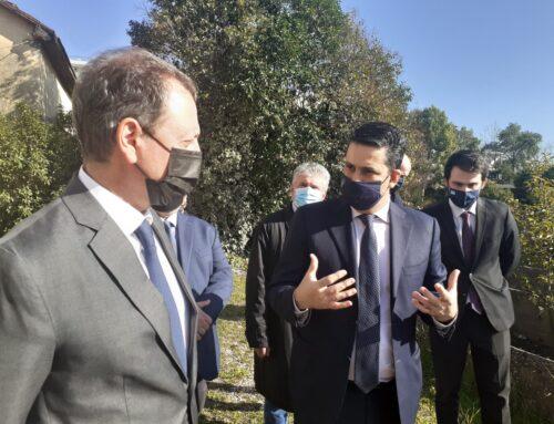 Θετικός ο Σπήλιος Λιβανός στην πρόταση του δημάρχου Αγρινίου για την αξιοποίηση των εγκαταστάσεων του καπνικού σταθμού