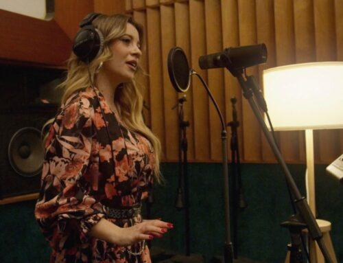 """Άννα Πανταζοπούλου: Στο νέο video clip τραγουδά «Το δίχτυ» από την ταινία """"Ρεμπέτικο"""""""