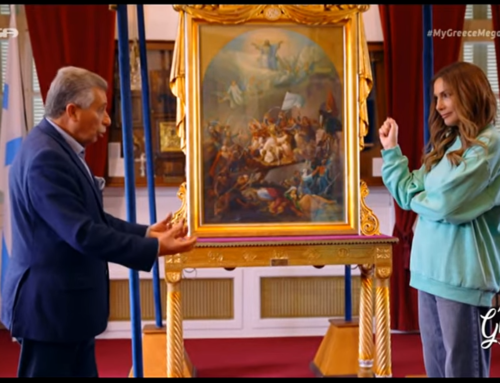 Εντυπωσίασε και το τρίτο συνεχόμενο για το Μεσολόγγι επεισόδιο του MY GREECE (VIDEO)