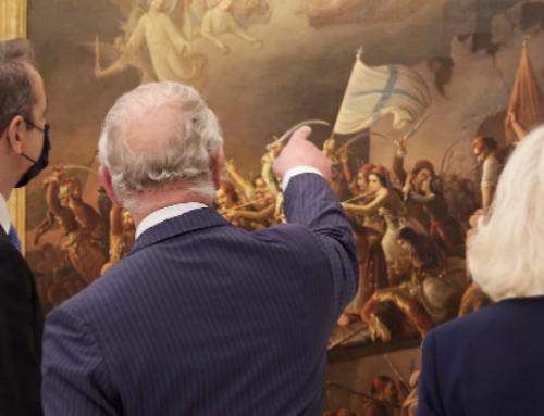 Στο Μεσολόγγι ο Πρίγκιπας Κάρολος για τις Γιορτές Εξόδου
