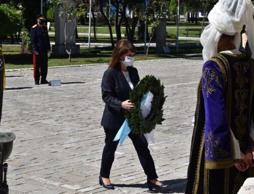 ΑΓΡΙΝΙΟ: Παρουσία της Προέδρου της Δημοκρατίας οι εκδηλώσεις για την Απελευθέρωση