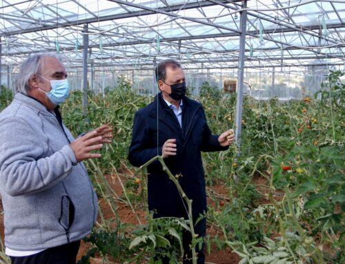 Πάνω από 400 εκατ ευρώ το νέο Μέτρο για τις Βιολογικές Καλλιέργειες που εξήγγειλε ο Σπήλιος Λιβανός