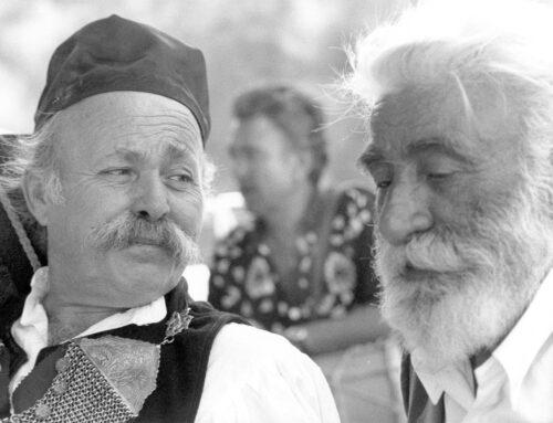 19 χρόνια από το θάνατο του Δήμου Μαυρομμάτη