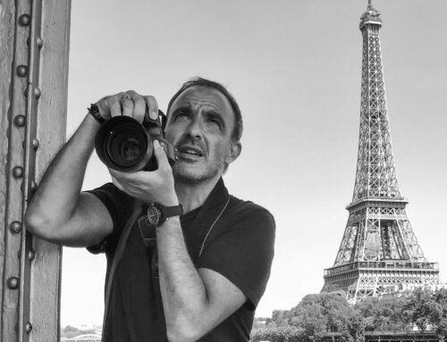 """Parisiennes"" η νέα έκθεση φωτογραφίας του Νίκου Αλιάγα στο Παρίσι"
