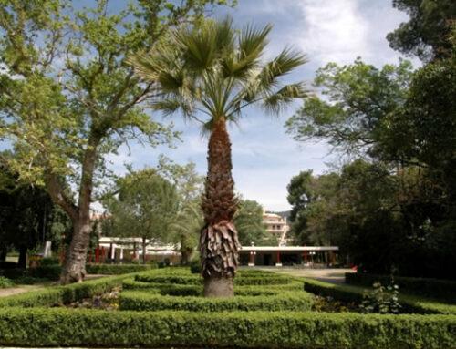 ΑΓΡΙΝΙΟ: Δημοπρατείται η ανάπλαση του Παπαστράτειου Πάρκου