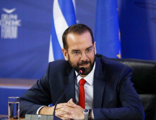 Για την αξία της περιφερειακής διακυβέρνησης μίλησε ο Ν. Φαρμάκης στο Οικονομικό Φόρουμ Δελφών (VIDEO)