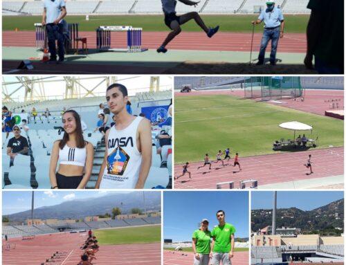 """Με διακρίσεις οι αθλητές της """"ΠΝΟΗΣ Μεσολογγίου"""" στο Διασυλλογικό Στίβου Κ18"""
