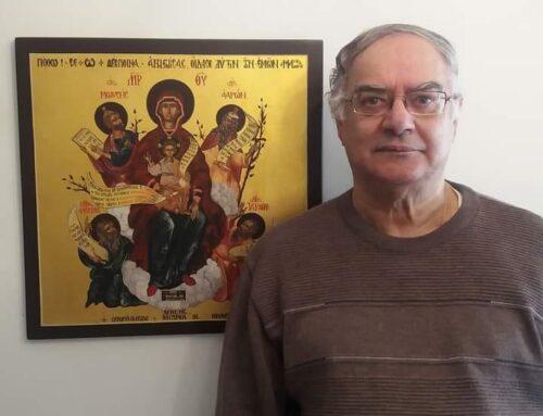ΜΕΣΟΛΟΓΓΙ: Θλίψη για τον θάνατο του Ζαχαρία Αναστασίου