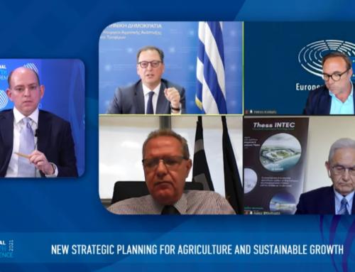 """Σπ. Λιβανός: Ο αγροδιατροφικός τομέας """"ατμομηχανή"""" για μια πράσινη βιώσιμη περιφερειακή ανάπτυξη"""