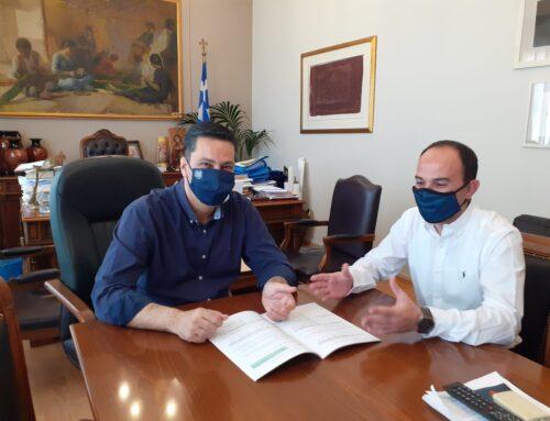 ΑΓΡΙΝΙΟ: Ολοκληρώθηκε το Τοπικό Σχέδιο για την Κλιματική Αλλαγή