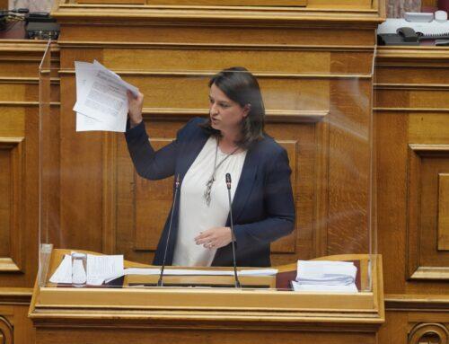 Ψηφίστηκε το νομοσχέδιο για το νέο σχολείο – Με 10 αλήθειες απάντησε η Νίκη Κεραμέως στην κριτική της αντιπολίτευσης (