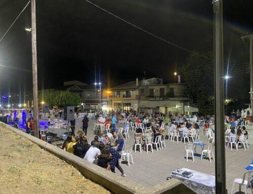 Από το Ευηνοχώρι ξεκίνησαν οι καλοκαιρινές μουσικές βραδιές στο δήμο Μεσολογγίου