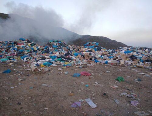 Σειρά περιβαλλοντικών παραβάσεων στον ΧΥΤΑ Μεσολογγίου εντόπισαν οι ελεγκτές περιβάλλοντος της Περιφέρειας Δυτικής Ελλάδας