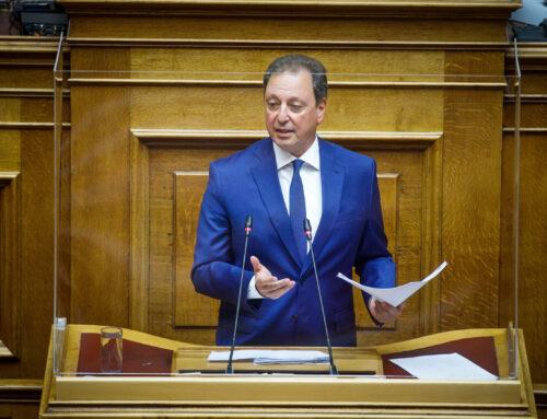 Σπ. Λιβανός για ΣΥΡΙΖΑ: Μόνο ως κόμμα «αντί» μπορείτε να υπάρχετε – Χωρίς προτάσεις, με κενό αντιπολιτευτικό λόγο  η Αξιωματική Αντιπολίτευση  στη Βουλή