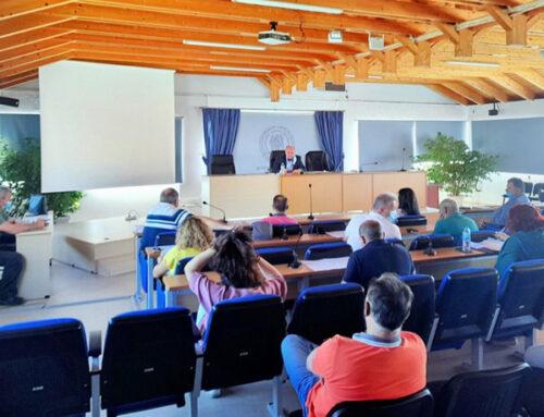 ΜΕΣΟΛΟΓΓΙ: Ανακοίνωση της δημοτικής αρχής για την σύσκεψη με εργαζομένους για τον ΧΥΤΑ