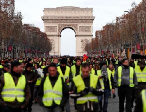 """Π. Κατσούλης: """"Στα ύψη οι τιμές, στα τάρταρα οι μισθοί… Ας το κάνουμε όπως το Κίνημα των """"Κίτρινων Γιλέκων""""!"""""""