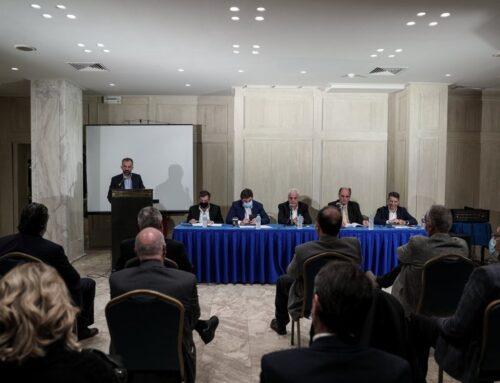 """Με εισηγητή τον Γρηγόρη Θεοδωράκη εκδήλωση για το """"επιτελικό κράτος"""" από το ieidiseis.gr (VIDEO)"""